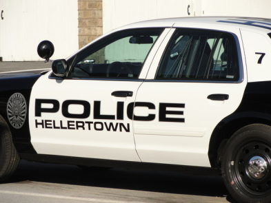 Hellertown Police Assault
