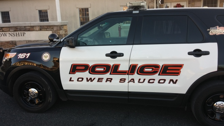 Lower Saucon Police Car LSPD