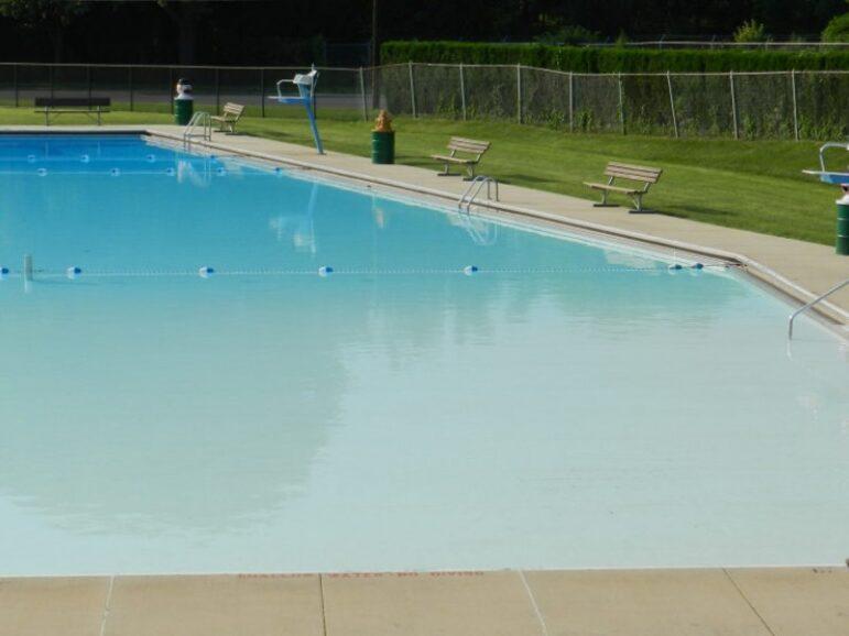 Hellertown Pool Heat Wave