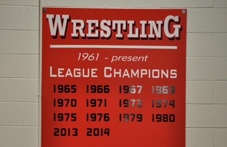 SV Wrestling file photo