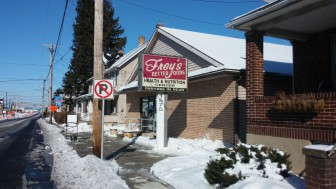 Frey's Better Foods is located at 1575 Main St., Hellertown.
