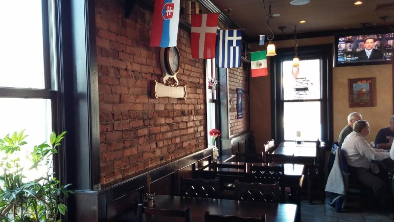Braveheart Highland Pub is known for its warm and welcoming atmosphere in the heart of Hellertown.