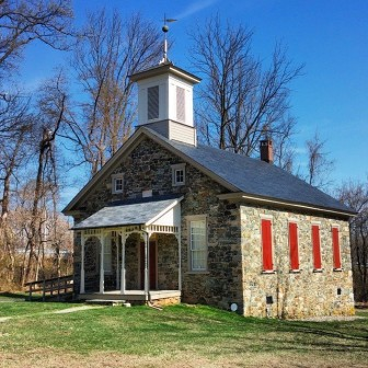 Lutz-Franklin Schoolhouse History