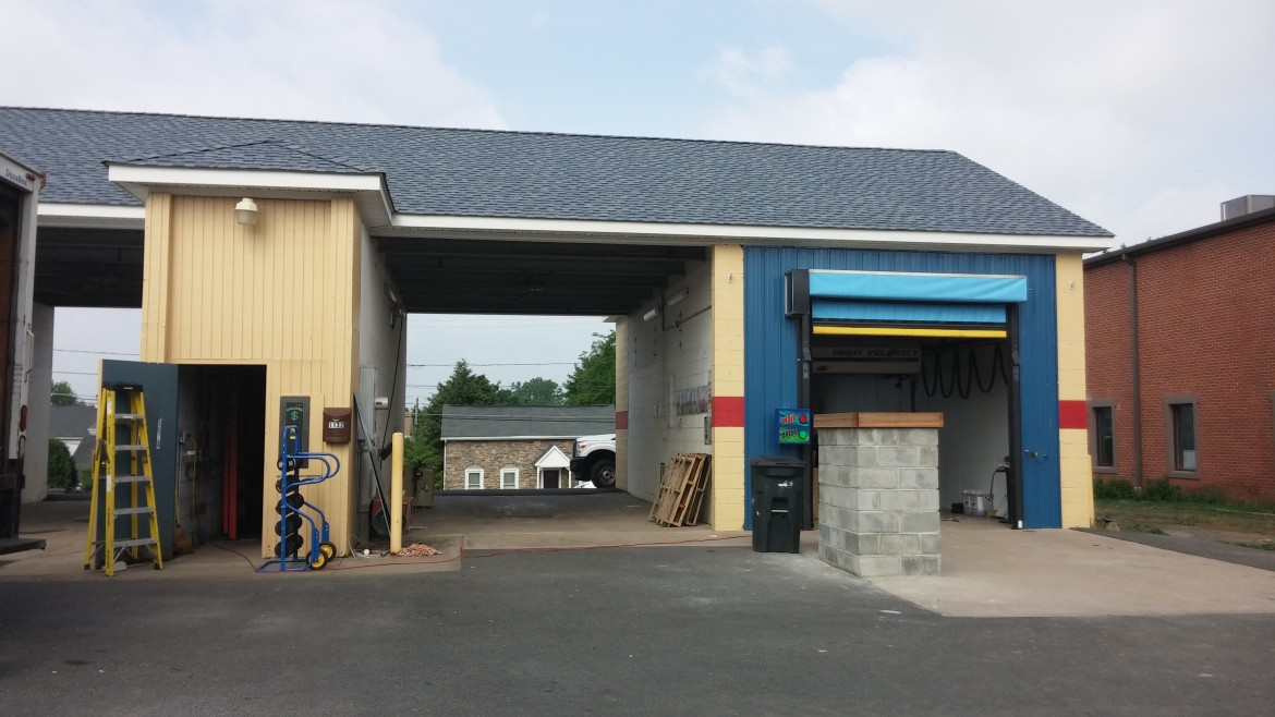 New Car Wash Preparing To Open