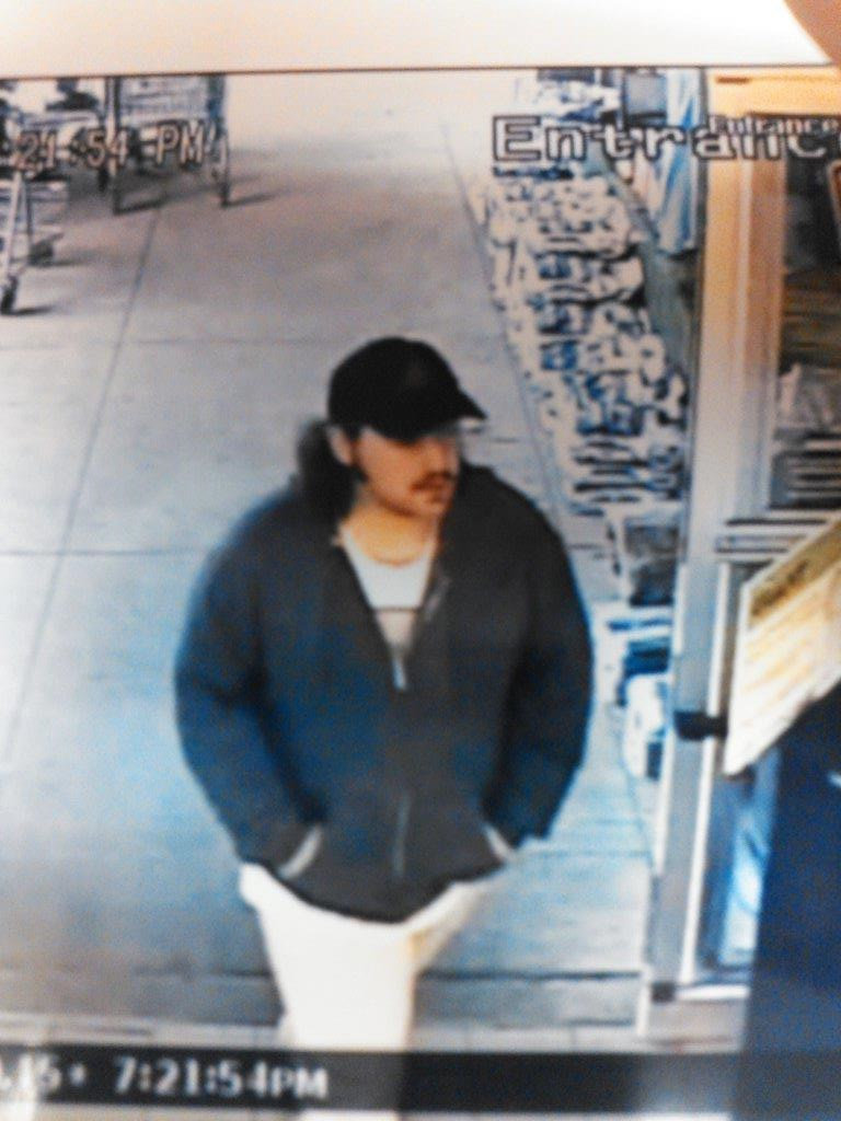 Do you recognize this man? If so, please call the Lower Saucon Township Police Department at 610-317-6110.