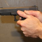 handgun background check firearm