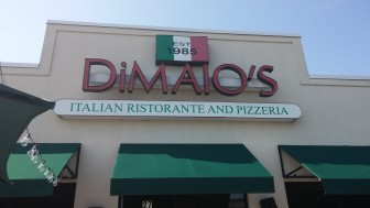 DiMaio's Italian Ristorante & Pizzeria is located at 27 Main St., Hellertown.