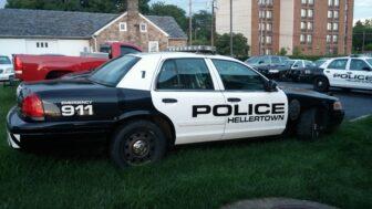 Hellertown Police Rail Trail