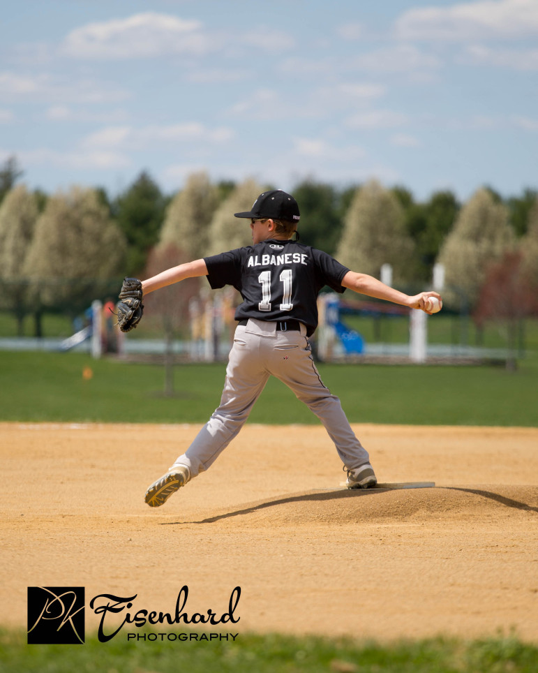 Antonio Albanese is a Saucon Valley 10-year-old chosen to play for an identification series for a national baseball team.