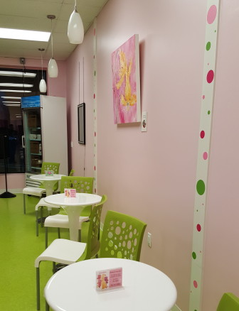 YoFresh Yogurt Cafe-Hellertown recently opened in the Shoppes at Hellertown