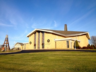 """Christ Lutheran Hellertown is located at 69 Main St., Hellertown, Pa. The church will host a """"Blue Christmas Service"""" especially for individuals coping with loss on Dec. 16."""