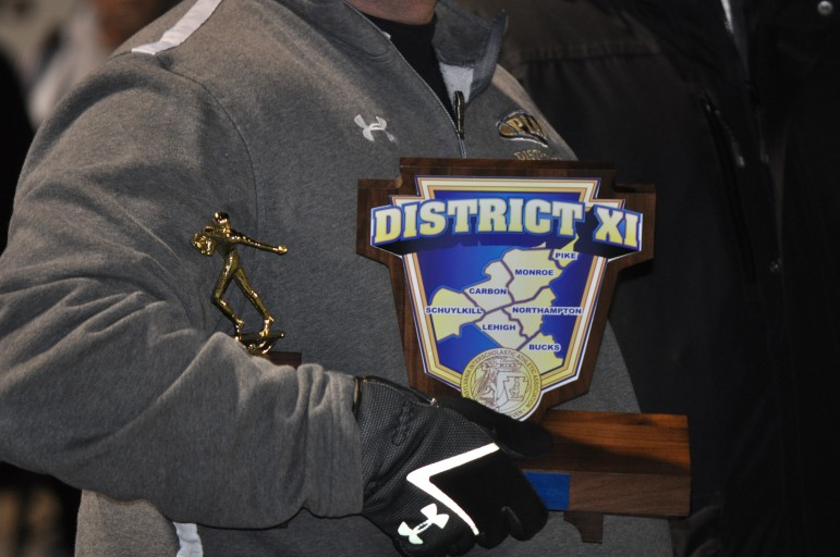 2015 District XI Trophy