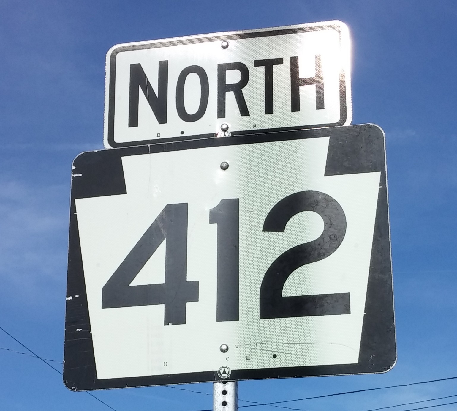 412 Sign Accident