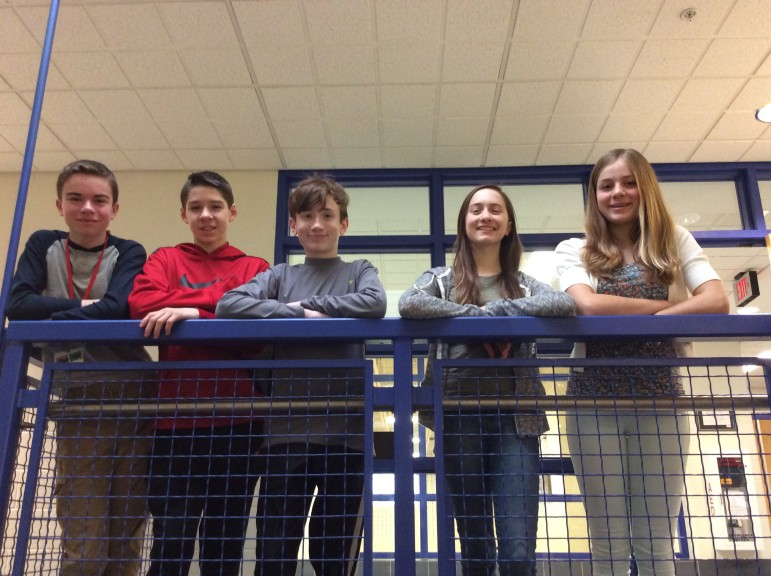 Saucon Valley Middle School students strut their stuff in local contest