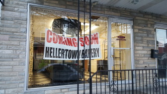 The much-anticipated opening of the Hellertown Bakery at 612 Main St. will take place by early April, the owners confirmed Tuesday.