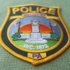 Hellertown Police Vehicle
