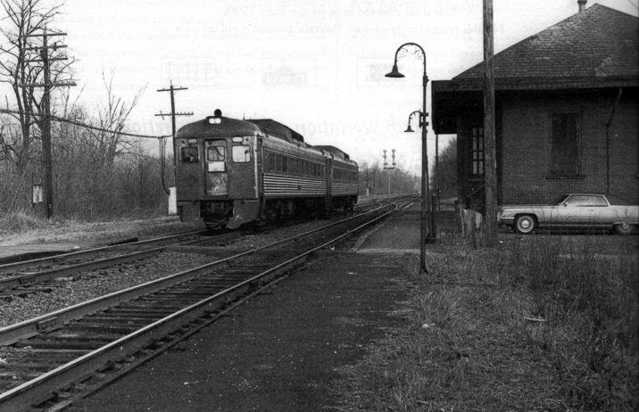 Hellertown Station Train Trail