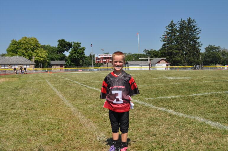 Flag Football player Taylor Rohn
