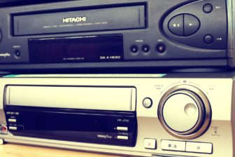 VCRs can be recycled at the upcoming Northampton County e-cycling events for $1 each.