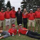 2016 Colonial League Golf Runner ups