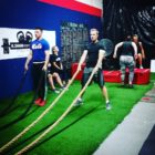 K.Shan Performance Fitness Training is located at 1716 E. Tremont St., Allentown, Pa.