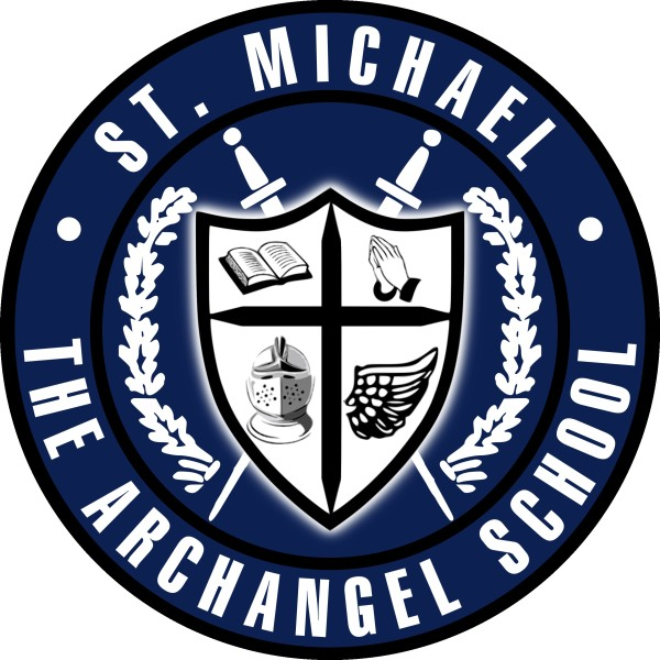 St. Michael the Archangel School logo