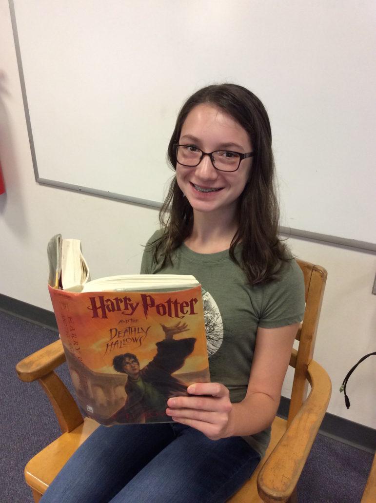 Book Fair Hero Kathleen Lohr