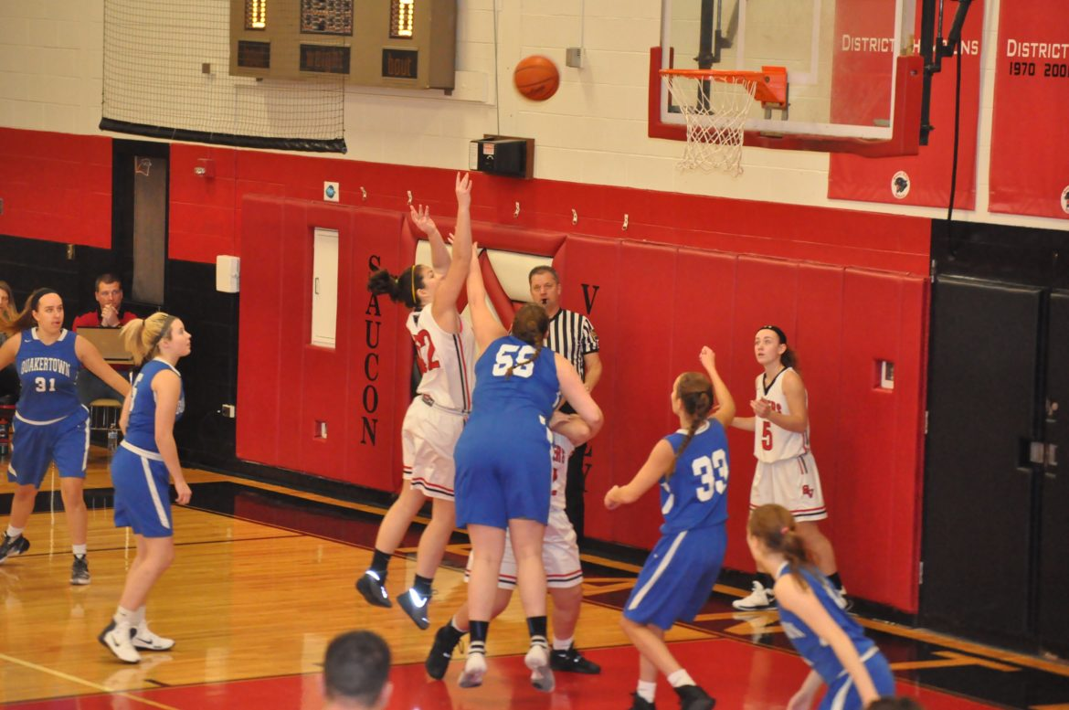 Lady Panthers Take Quakertown Into Overtime | Saucon Source