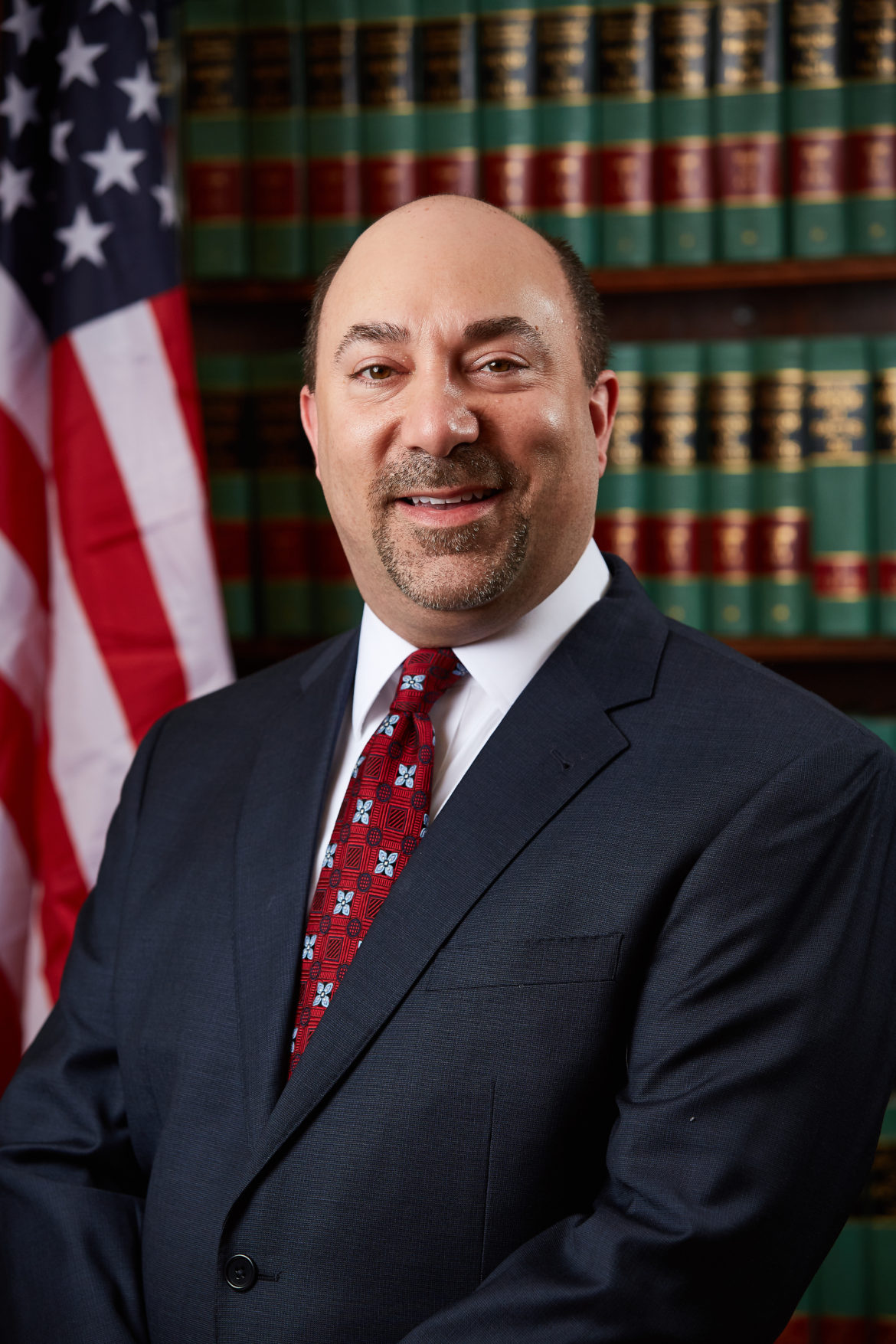 District Judge Alan Mege