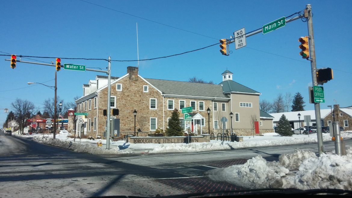 Hellertown Borough Hall Tax