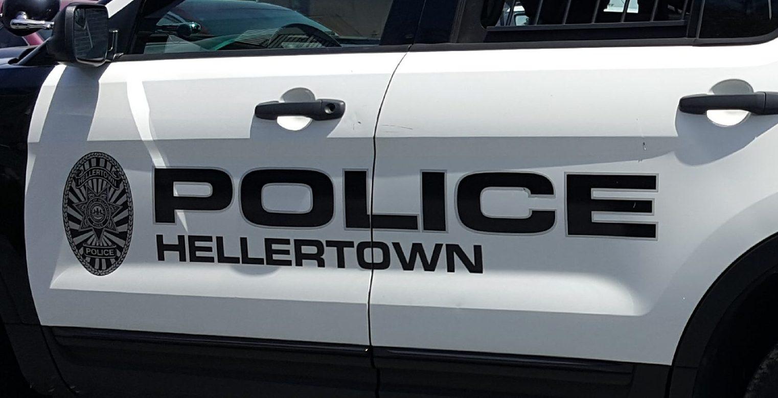 Police Car Hellertown