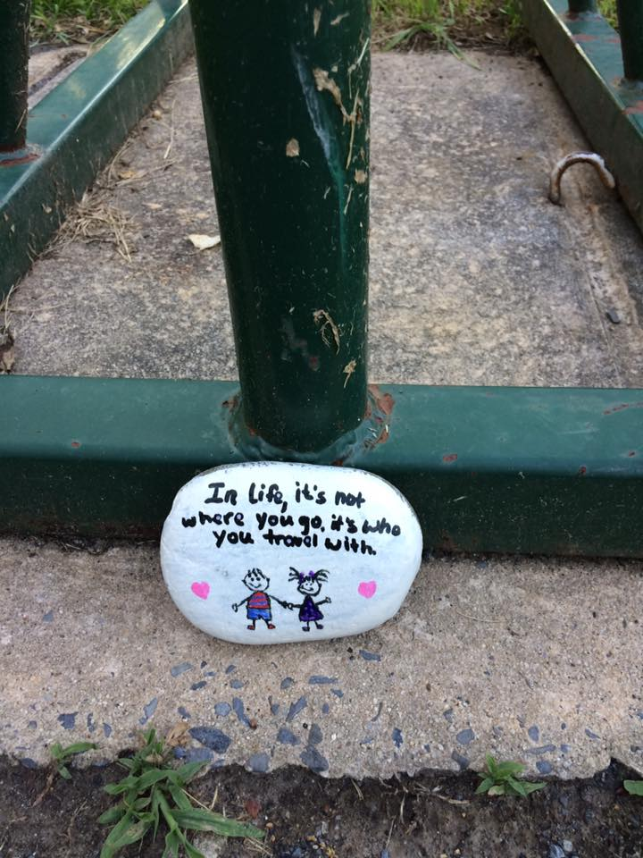 Hellertown Rocks: New Project Brings Art, Inspiration to Community | Saucon  Source