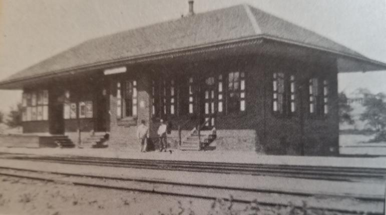 Hellertown Train Station Railroad