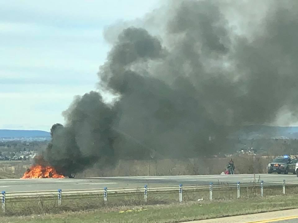Car fire 3 78