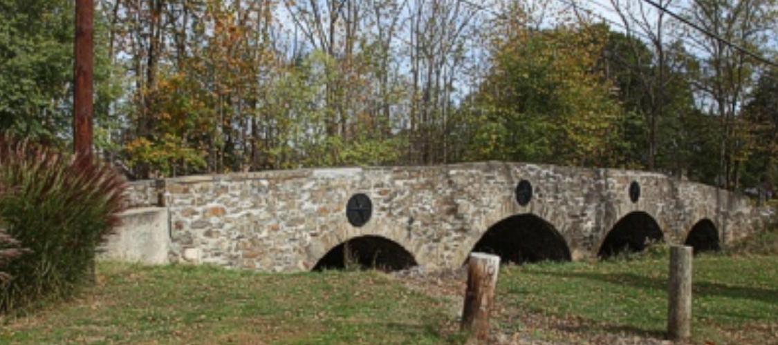 Meadows Road Bridge