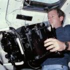 Astronaut Terry Hart