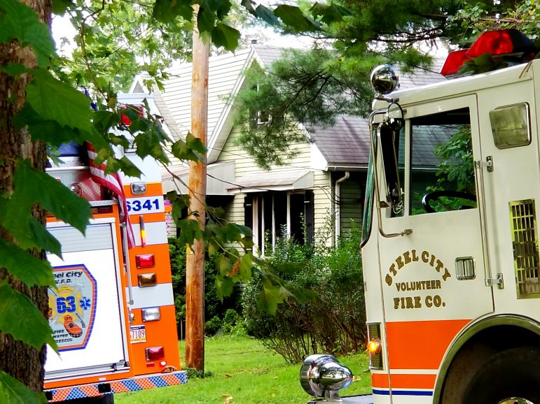 Roberts Avenue fire