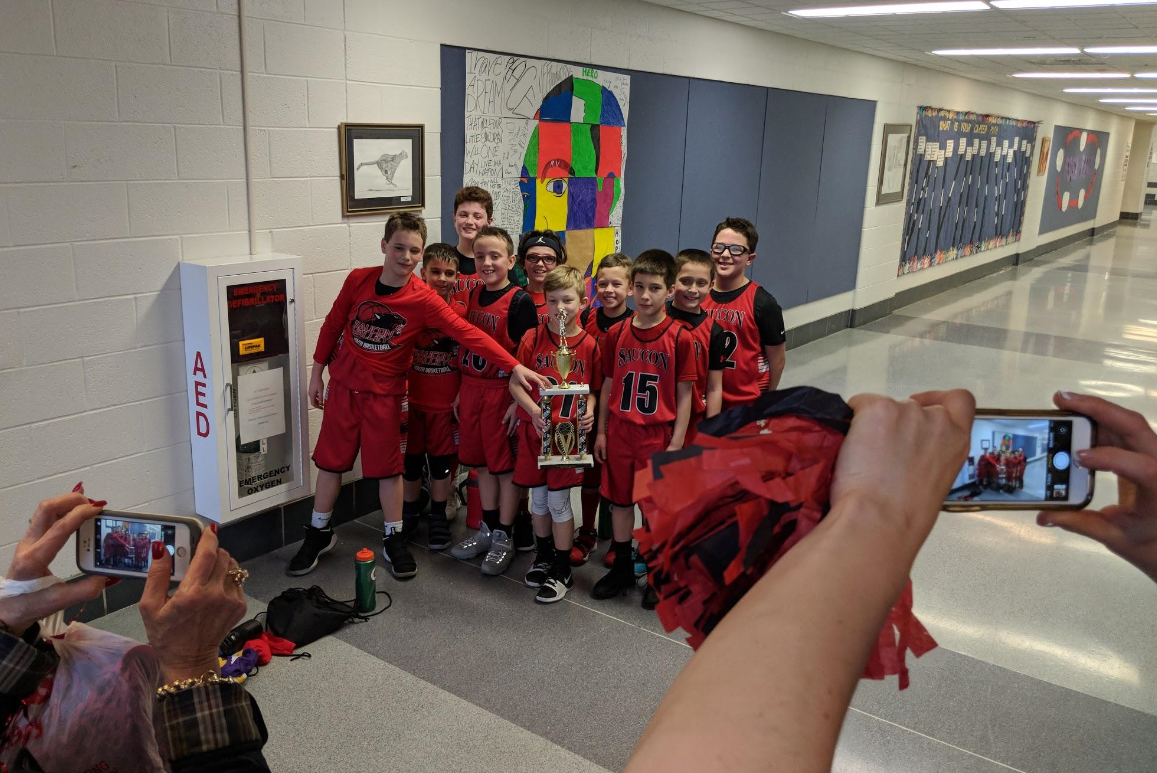 Saucon Valley Youth Basketball