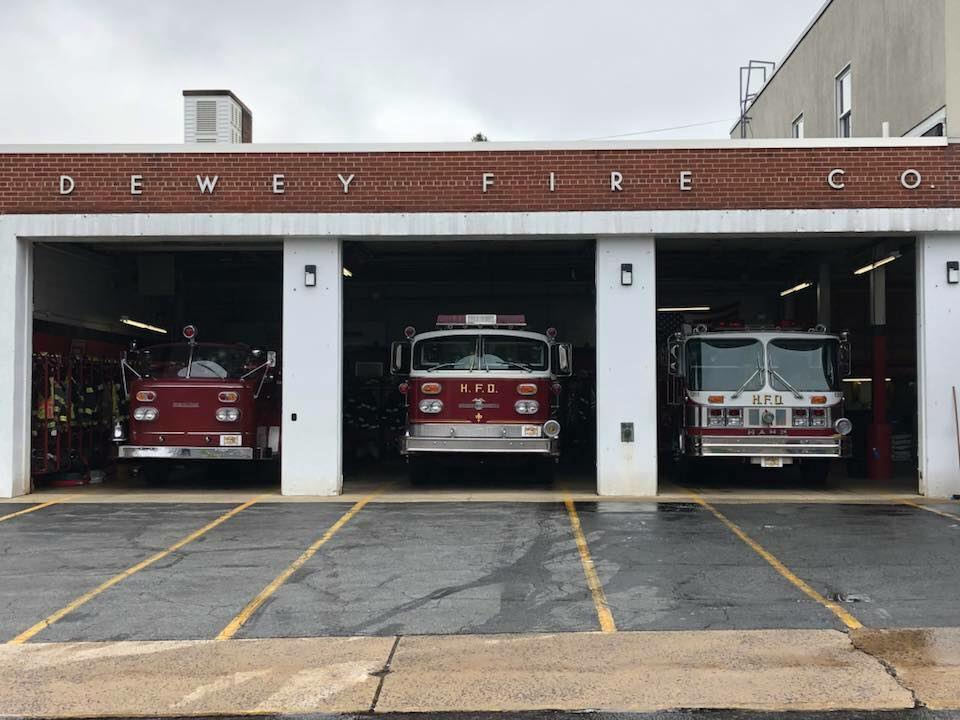 Dewey Fire Company Open House