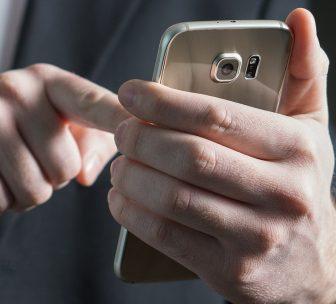 phone alert tip
