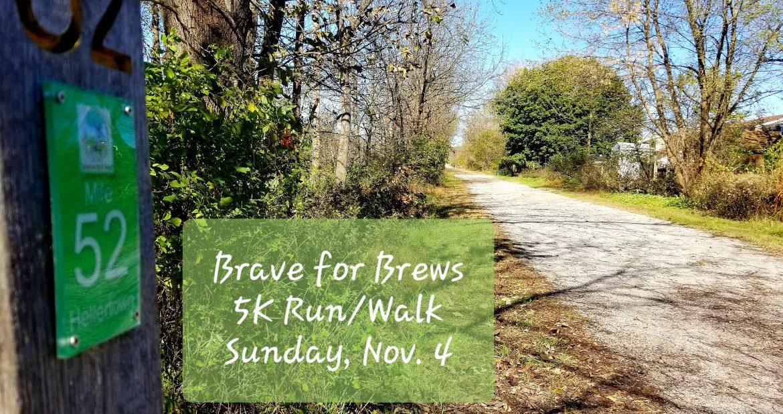 Brave for Brews 5K Register
