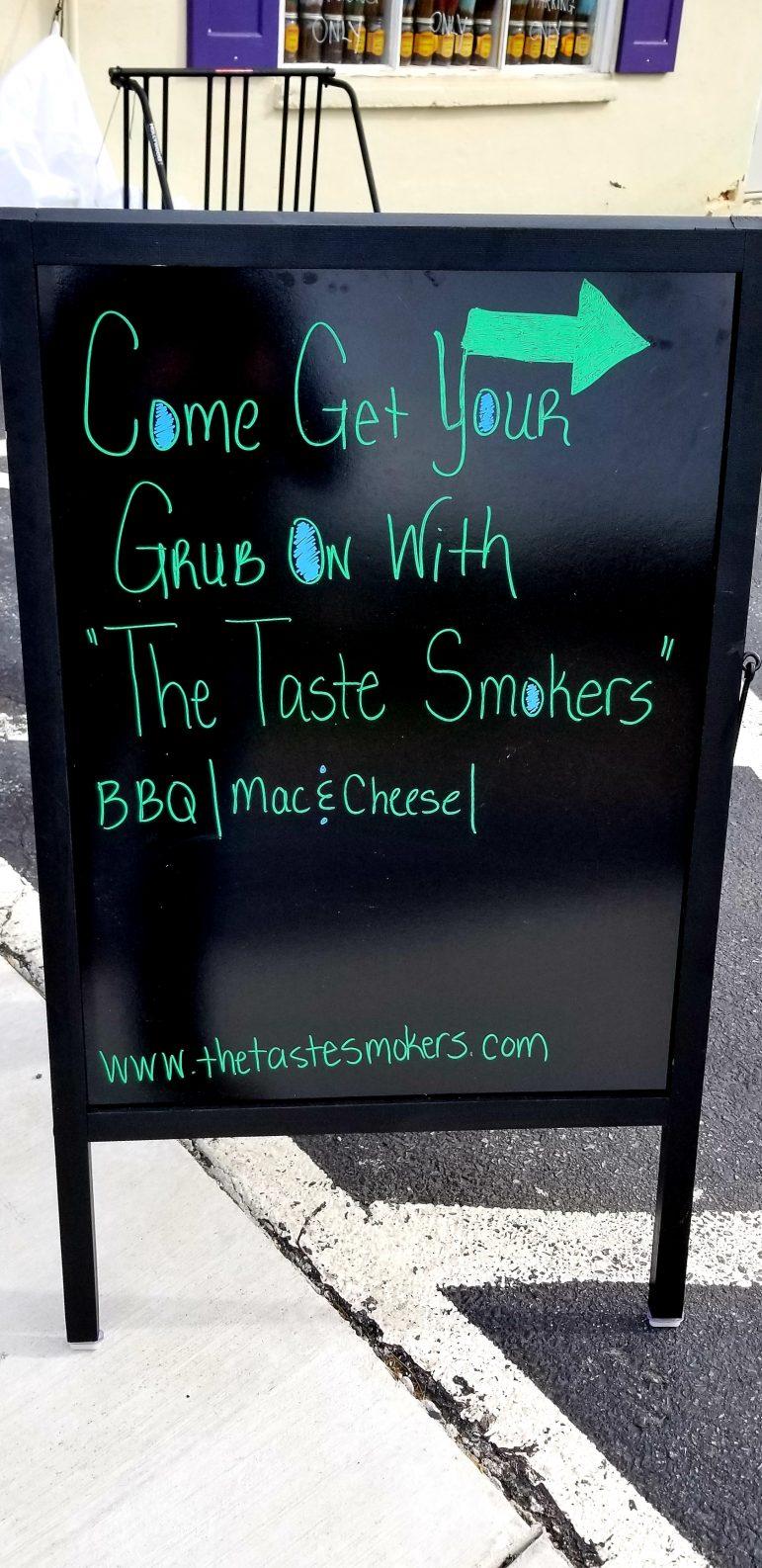 BBQ Taste Smokers