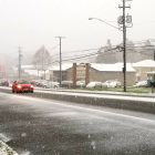 Snow Lower Saucon Rt. 378