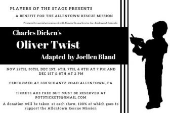 Players of the Stage Oliver Twist