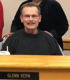 Glenn Kern Councilman