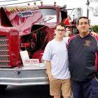 Fireman Bethlehem Firemen Hellertown Firefighter Chief