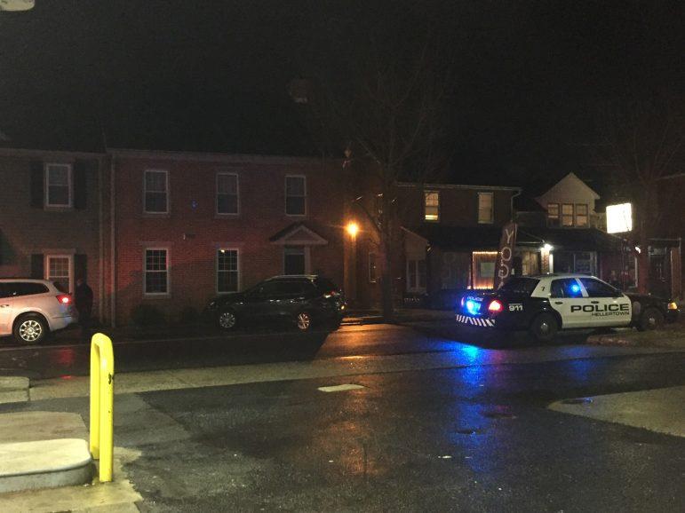 Accident Hellertown
