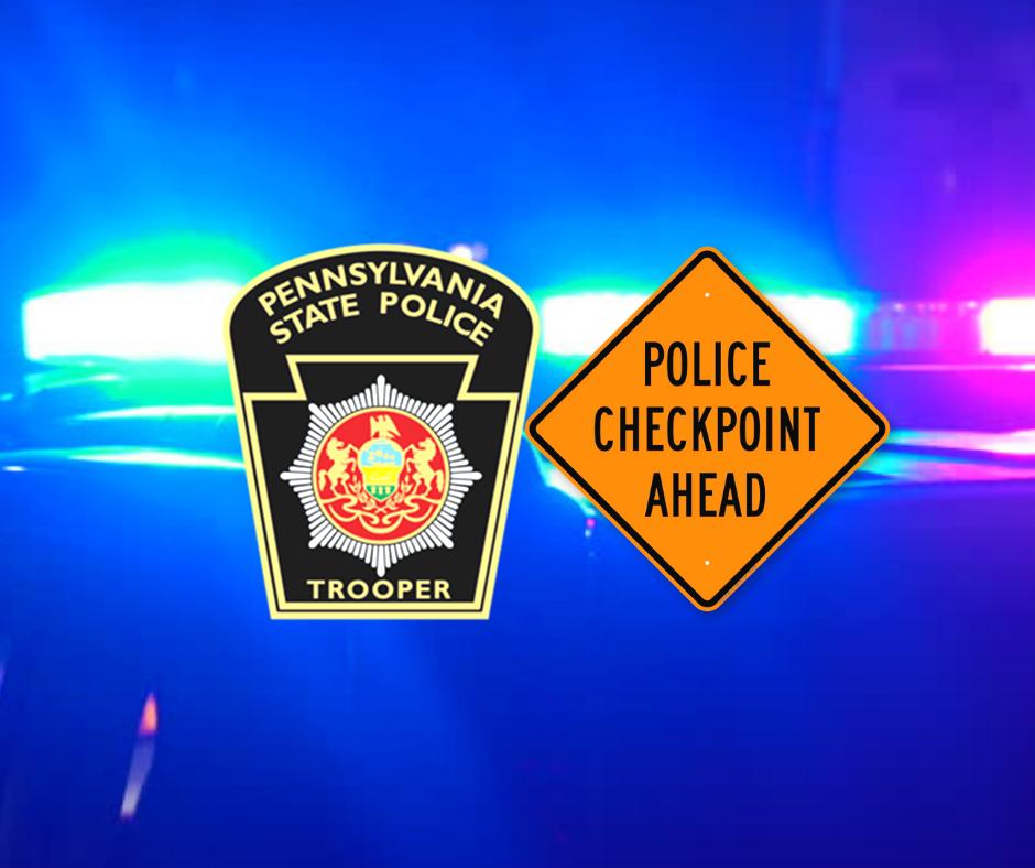 PSP Checkpoint DUI