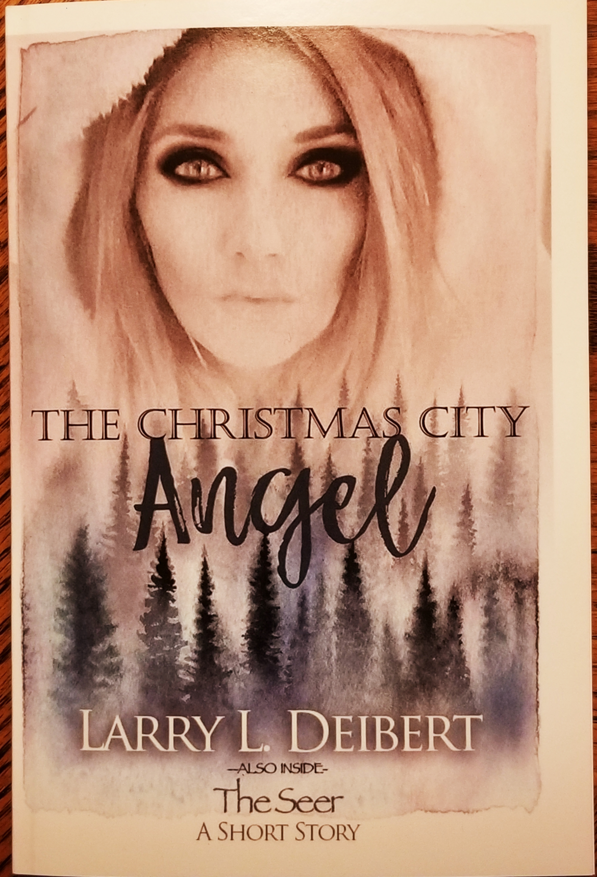The Christmas City Angel Larry Deibert