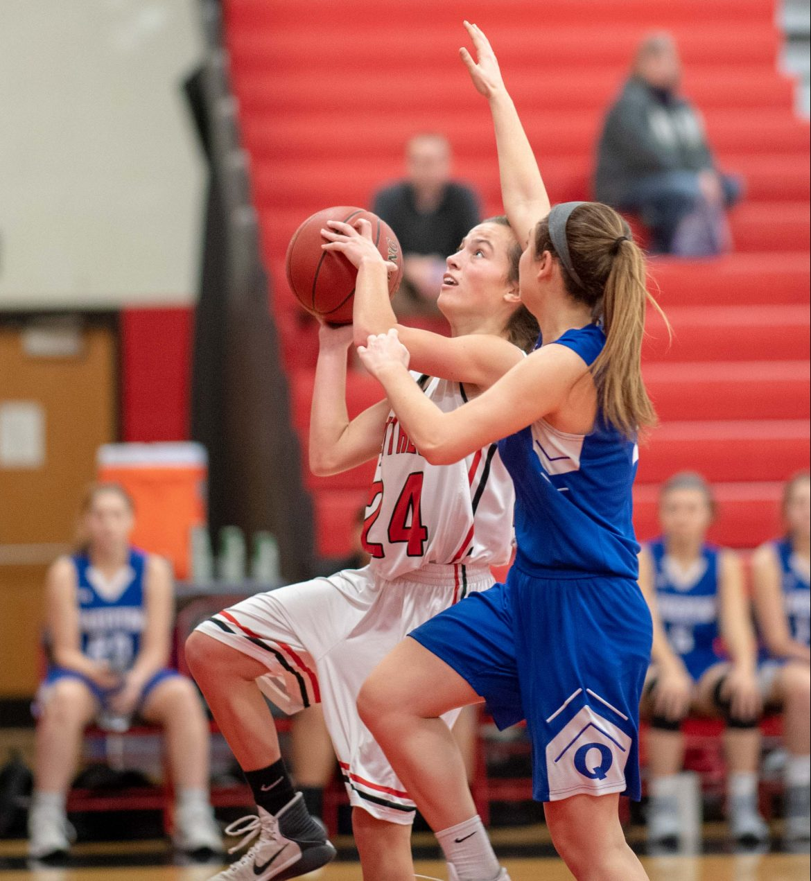 Saucon Valley Girls Basketball